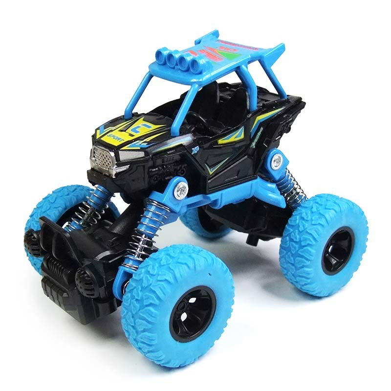 Eco-friendly Pull Back Alloy Climbing Car Toys For Kids