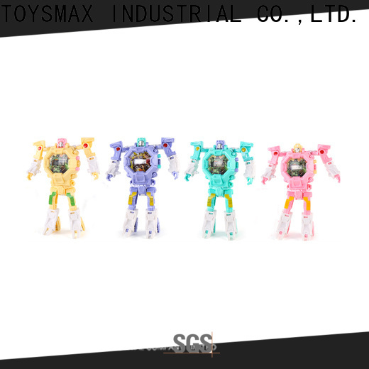 Toysmax wholesale deformation transformers bulk for kids