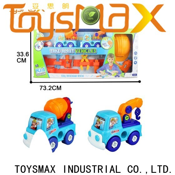 Toysmax lovely magnetic building blocks wooden for kids