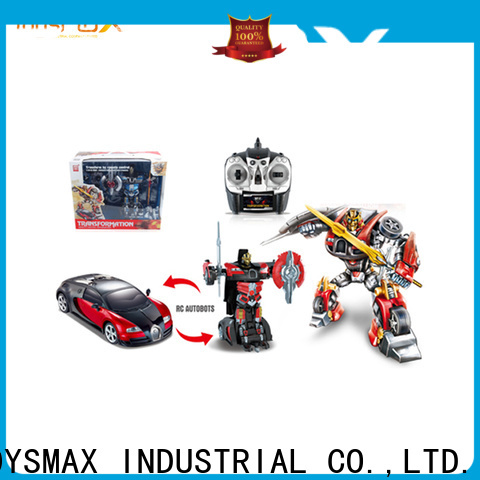 Toysmax deformation car toy directly sale for children