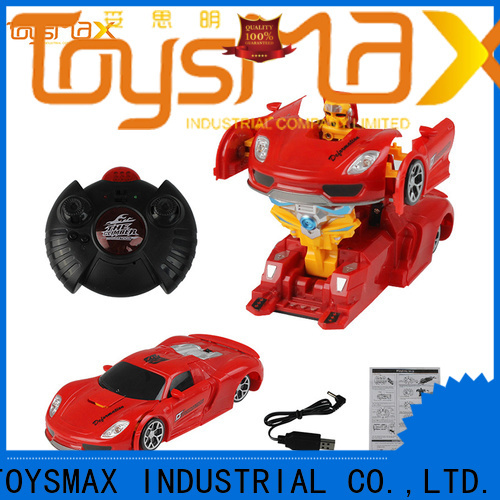 Toysmax wholesale deformation robot from China for boys